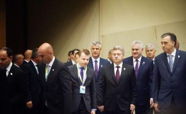 Porosia e Thaçit për homologët në Sarajevë: Ta përkrahim sinqerisht njëri-tjetrin