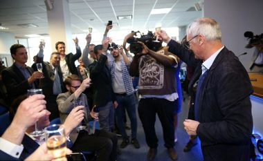 Ja si e pritën gazetarët Ranierin dhe me çka i qerasi ai (Video)