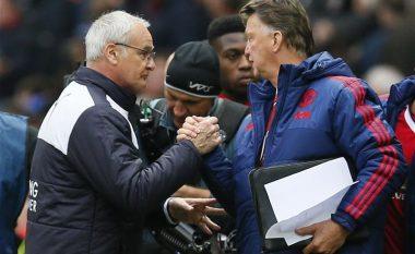 Ranieri i kënaqur me barazimin