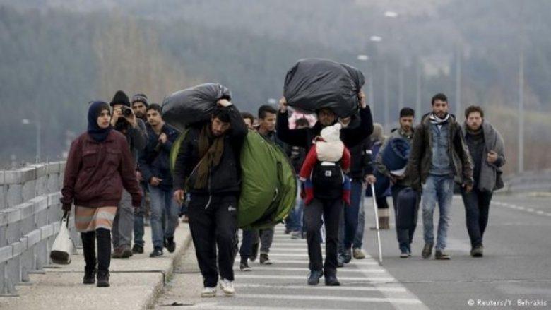 Jepet alarmi për valë të re refugjatësh nga Siria dhe vendet tjera
