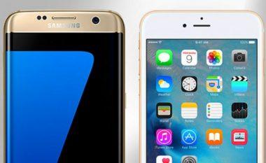 Raport: Përdoruesit e telefonave Samsung përdorin aplikacionet mobile më shumë sesa ata të iPhone