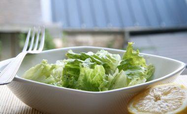Sallata e gjelbër: Thesari i vërtetë i shëndetit