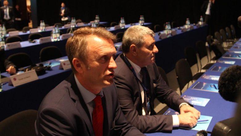 Infantino jep një lajm të madh për futbollin e Kosovës (Live)