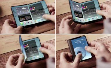 Samsung gati me telefonin që palohet si kuletë!