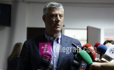 A ishte Thaçi për demarkacionin në Mal të Zi? (Video)