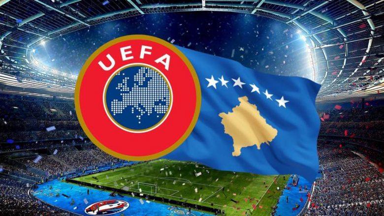 Kosova edhe zyrtarisht është  anëtari i 55-të i UEFA-së