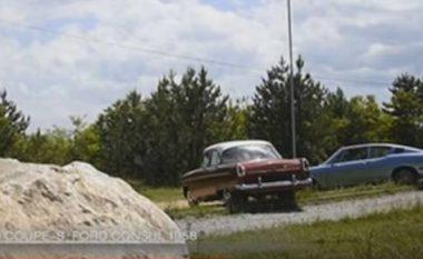 Ferizajasi pasionant i veturave të vjetra – njëra është prodhim i vitit 1958 (Video)