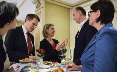 """Ymeri, Mogherinit: """"Zajednica"""" e kanos sovranitetin e Republikës sonë"""