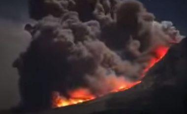 Skena apokaliptike të shpërthimit që gjatë natës vrau shtatë vetë (Foto/Video)
