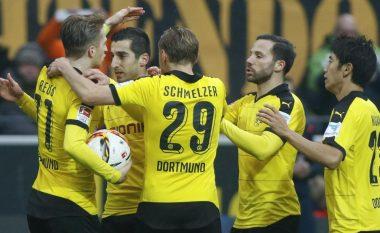 United arrin marrëveshje me yllin e Dortmundit