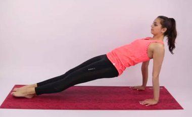 Zvogëlojeni belin, rrafshojeni stomakun: Ushtrime të cilat ZHDUKIN DHJAMIN në afat rekord! (video)