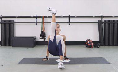 Gjashtë lëvizje për të ngritur dhe forcuar vithet