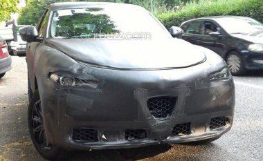 Zbulohet gjatë procesit të testimit, modeli i ri nga Alfa Romeo (Foto)