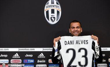 Alves ka një premtim të madh për tifozët e Juventusit