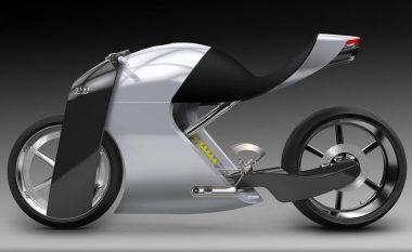 Audi zbulon konceptin e motoçikletës unike (Video)