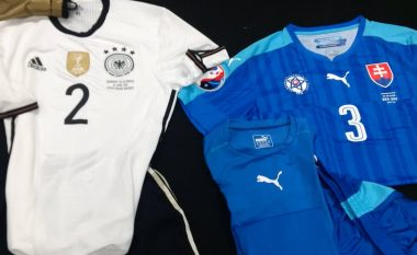 Formacionet zyrtare: Gjermani – Sllovaki