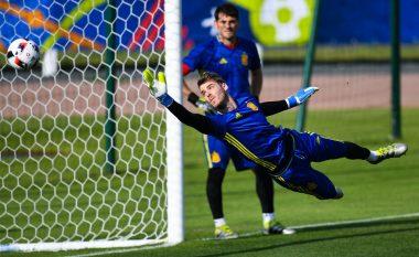 De Gea shpreson për një tjetër titull të Spanjës