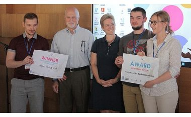 Ja fituesi i garës për projekte për luftën kundër ndryshimeve klimatike në Maqedoni