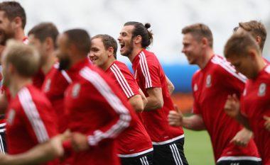 Bale i përgatitur për duelin ndaj Belgjikës