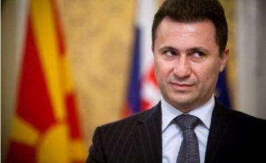 Kuriri sërb thumbon Gruevskin: Ka shitur shtetin për të qëndruar në pushtet (Foto/Video)