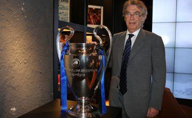 Moratti: Po vjen koha e Simeones te Interi