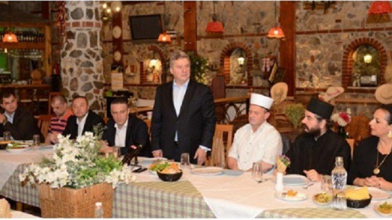Ivanov në Iftarin në Mavrovë: Ka vetëm një fe, feja në Zot