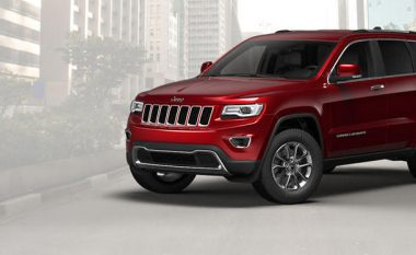 Jeep padit Fiat Chrysler