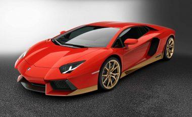Lamborghini Miura feston pesëdhjetë vjetorin me veturë të re (Foto)