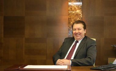 Nikola Jankulovski, rektor i ri i UKM