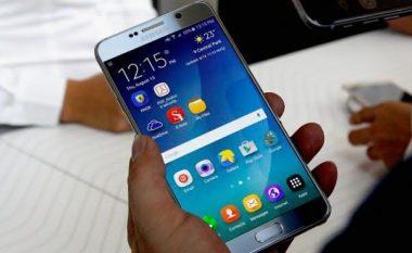Rrjedhin pamjet e Samsung Galaxy A8