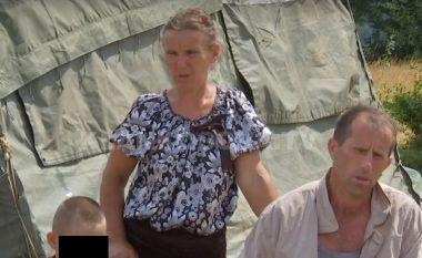 Luftoi dhe u plagos për Kosovën, përfundoi me familje në shatorr (Video)