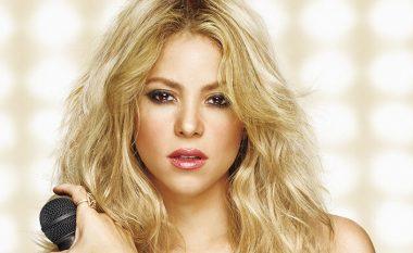 Ngjashmëria e emrit të Shaqirit me Shakiran, çfarë thotë këngëtarja (Foto)