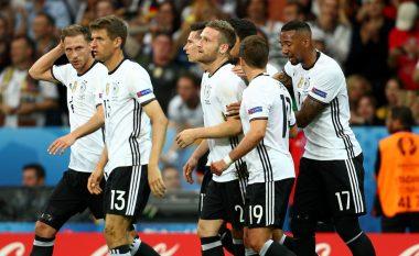Gjermaninë e Shkodranit e pret një ferr i vërtet në çerekfinale