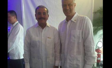 Arsyeja pse Thaçi ka veshur këtë këmishë të bardhë në Panama (Foto)