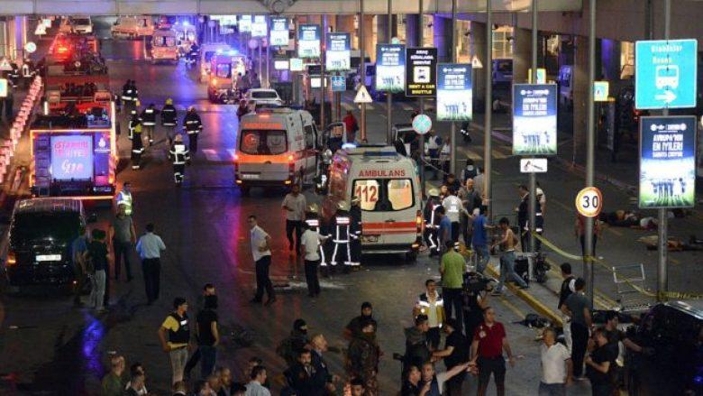 Rëndohet bilanci, 41 të vrarë dhe 239 të plagosur nga sulmet terroriste në Stamboll