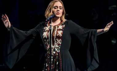 Adele e Coldplay bëjnë që të thyhet rekordi i shikueshmërisë së Glastonbury