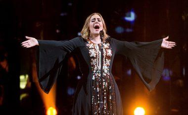 Adele shan 33 herë në festivalin prestigjioz britanik (Video)