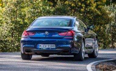 BMW dëshiron të rivalizojë Porschen me Serinë 6