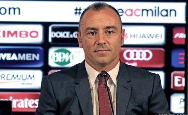 Brocchi largohet nga Milani, trajneri i ri gjatë javës së ardhshme