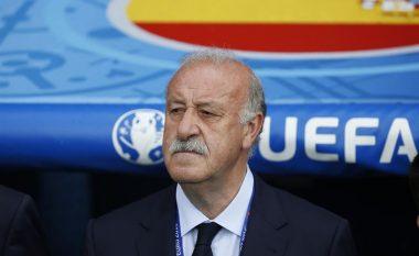 Del Bosque tregon se refuzoi 10 mil euro nga Kina