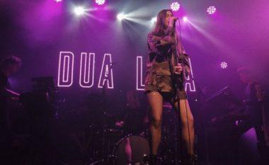 Dua Lipa performon në festivalin më prestigjioz botëror (Foto)