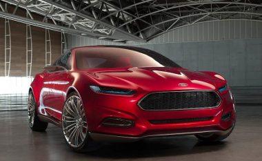 Ford publikon konceptin e modelit Evos (Foto)