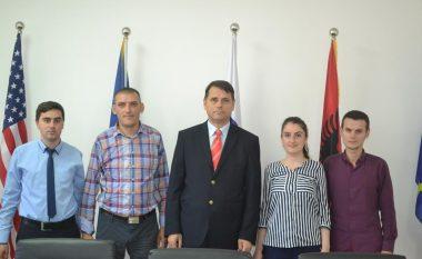 """Universiteti """"Kadri Zeka"""" ofron kuota të veçanta për studentët nga Lugina"""
