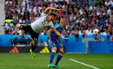 Penallti e humbur në ndeshjen Gjermani-Sllovaki (Video)