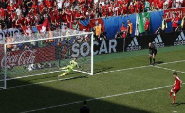 Kjo është arsyeja pse e humbi penalltinë Granit Xhaka!? (Foto)