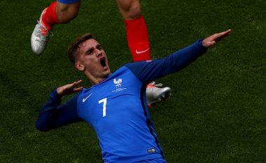 Përmbys Franca, dy gola të shpejt të Griezmannit (Video)