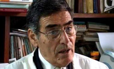 Profesori shqiptar që zbuloi vaksinën kundër kancerit!