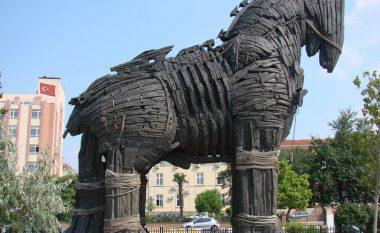 """""""Kali i Trojës"""" nuk ishte kalë, ishte anije?"""