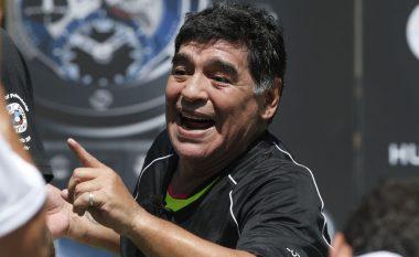 Maradona parashikon ndeshjen Kroaci-Portugali, më mirë mos të dëgjojnë portugezët