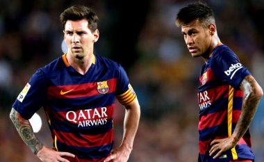Neymar: Gabirel Jesus te Barca, nderë të luash për Messin